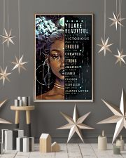CV10012 - You Are Beautiful 11x17 Poster lifestyle-holiday-poster-1