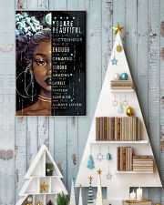 CV10012 - You Are Beautiful 11x17 Poster lifestyle-holiday-poster-2