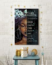 CV10012 - You Are Beautiful 11x17 Poster lifestyle-holiday-poster-3