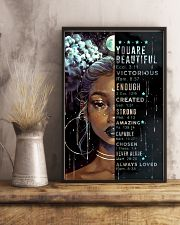CV10012 - You Are Beautiful 11x17 Poster lifestyle-poster-3