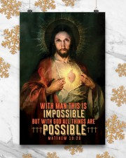 JES10002PT - Jesus Christ All Things Are Possible 11x17 Poster aos-poster-portrait-11x17-lifestyle-25