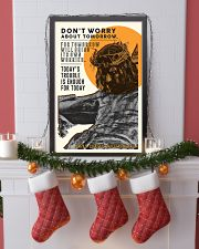 JES10014PT - Jesus Christ Don't Worry Tomorrow 11x17 Poster lifestyle-holiday-poster-4