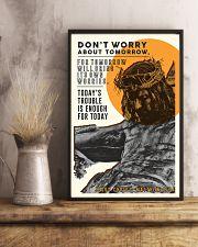 JES10014PT - Jesus Christ Don't Worry Tomorrow 11x17 Poster lifestyle-poster-3