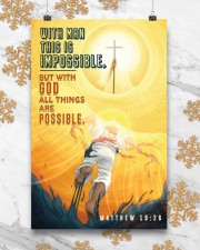 JES10030PT - Jesus Christ All Things Possible 11x17 Poster aos-poster-portrait-11x17-lifestyle-25