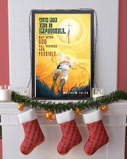 JES10030PT - Jesus Christ All Things Possible 11x17 Poster lifestyle-holiday-poster-4