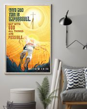 JES10030PT - Jesus Christ All Things Possible 11x17 Poster lifestyle-poster-1