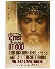 JES10019PT - Jesus Christ The Kingdom Of God 11x17 Poster front