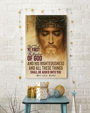 JES10019PT - Jesus Christ The Kingdom Of God 11x17 Poster lifestyle-holiday-poster-3