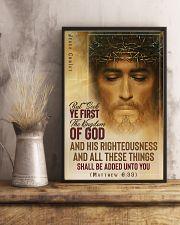 JES10019PT - Jesus Christ The Kingdom Of God 11x17 Poster lifestyle-poster-3