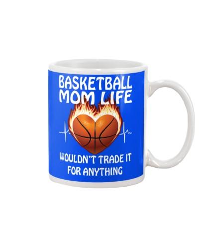 BASKETBALL MOM LIFE