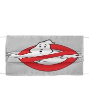 Who you gonna call Cloth face mask front
