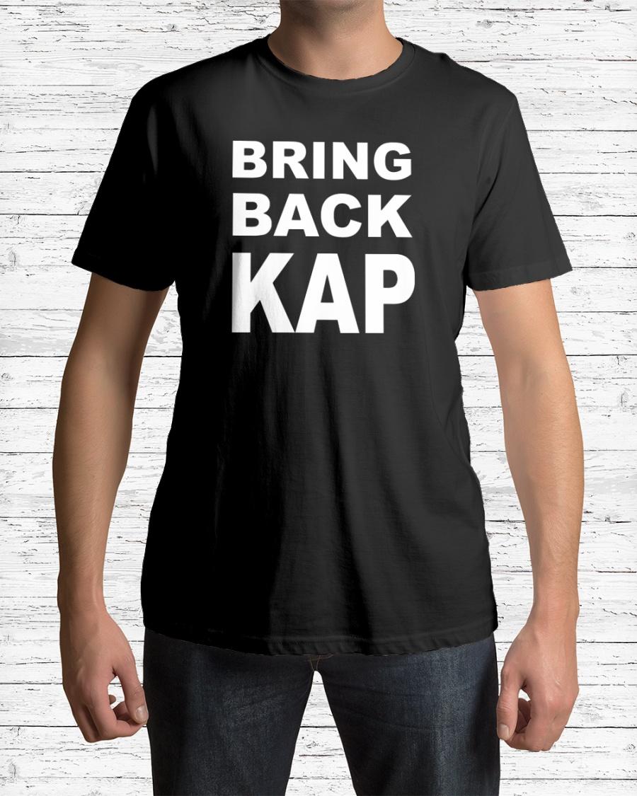 82abefb46 Bring Back Kap Shirt Classic T-Shirt