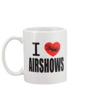 Tassé de café I LOVE AIRSHOW - Québec Airshow Mug back