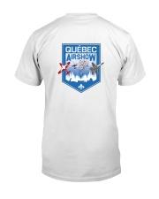 T-Shirt Québec Airshow Classic T-Shirt back