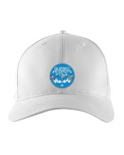 Casquette Québec Airshow - Rond Embroidered Hat front