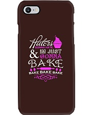 Haters Gonna Hate And I'm Just Gonna Bake Phone Case thumbnail