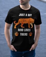 tiger boy Classic T-Shirt apparel-classic-tshirt-lifestyle-front-46