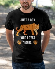 tiger boy Classic T-Shirt apparel-classic-tshirt-lifestyle-front-50