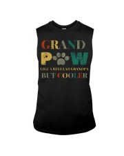 Dog lover  Sleeveless Tee thumbnail
