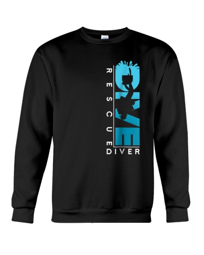 Rescue Diver Awesome Scuba Instructor Diving Shirt