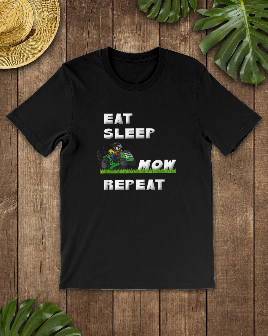 4ca302544 Funny Lawn Mowing Riding Mower Shirt Gifts For Dad Classic T-Shirt