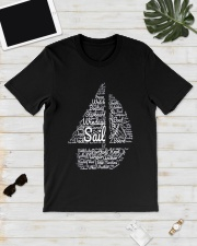 Sailing Limited Edition 17 Classic T-Shirt lifestyle-mens-crewneck-front-17