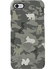 Dog Camou Phone Case thumbnail