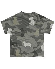 Corgi Limited Edition All-over T-Shirt back