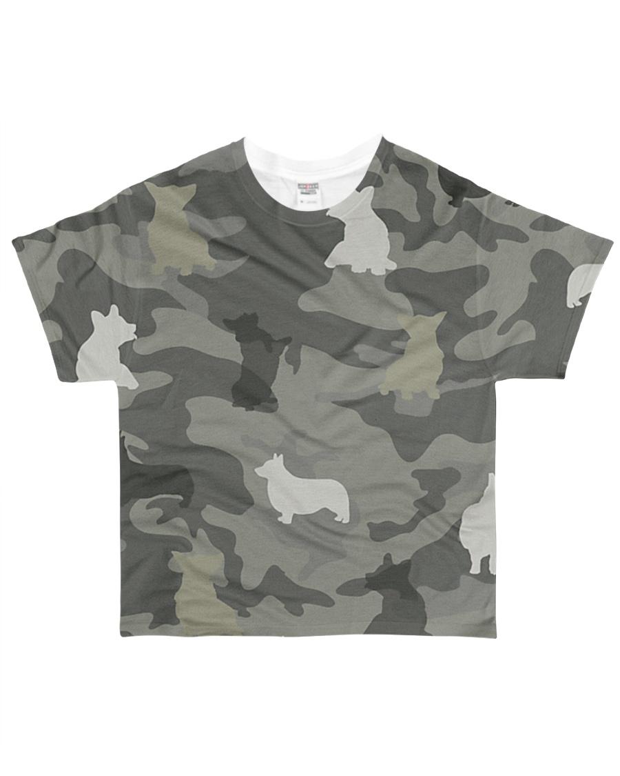 Corgi Limited Edition All-over T-Shirt