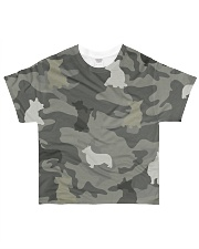 Corgi Limited Edition All-over T-Shirt front