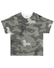 Dachshund Limited Edition All-over T-Shirt front