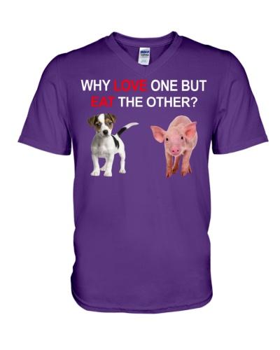 SNT Love Dog Eat Pig