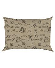HQ Printed Sasquatch Rectangular Pillowcase thumbnail