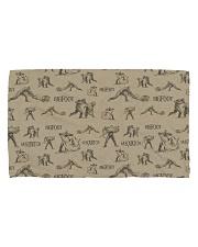 HQ Printed Sasquatch Hand Towel (horizontal) thumbnail