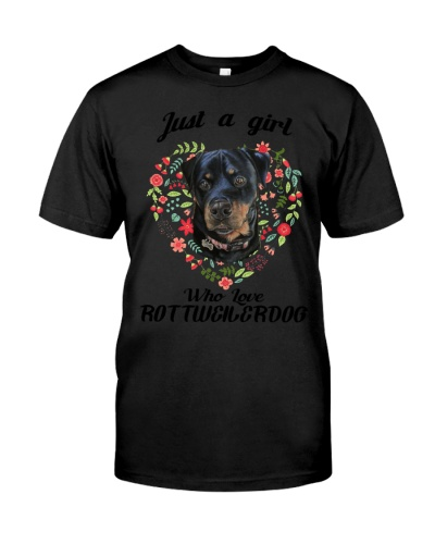 Dog Lovers HD Rottweilerdog 1