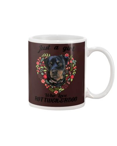Dog Lovers HD Rottweilerdog 1
