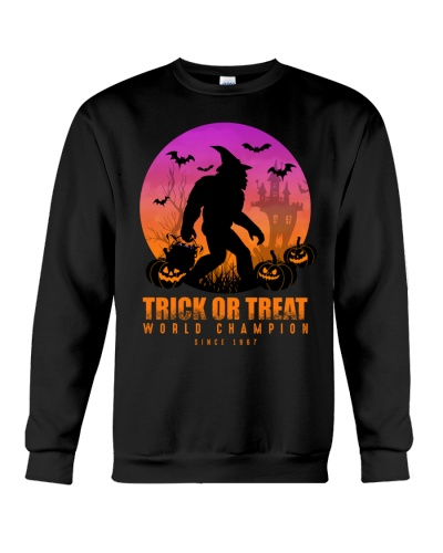 XP Bigfoot Halloween