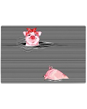 TT94 Pink Pig Rectangle Cutting Board thumbnail