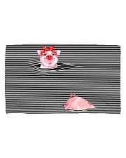 TT94 Pink Pig Hand Towel (horizontal) thumbnail