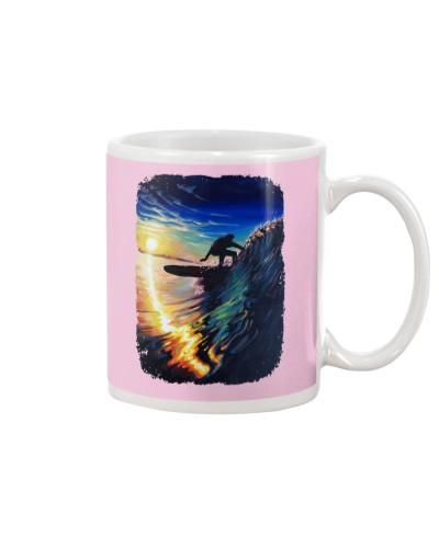 Surfing TT94 Sunset