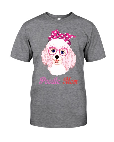 Dog Lovers HD Poodle Mom 1