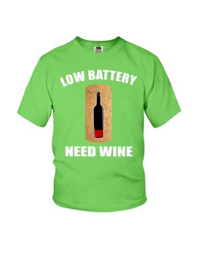 TT94 Low Battery