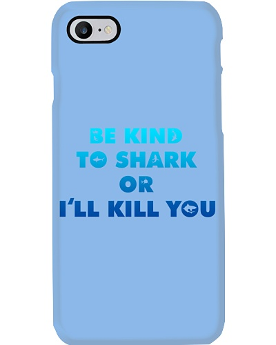 HD Be Kind To Shark