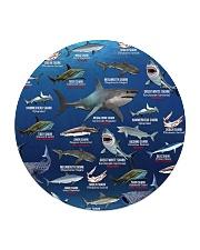 HD Your Shark Full Circle Coaster thumbnail