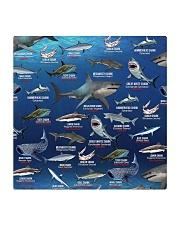 HD Your Shark Full Square Coaster thumbnail