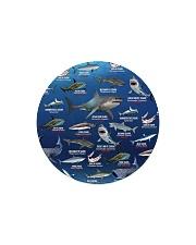 HD Your Shark Full Circle Magnet thumbnail