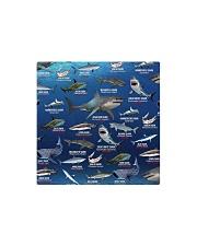 HD Your Shark Full Square Magnet thumbnail