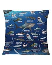 HD Your Shark Full Square Pillowcase thumbnail