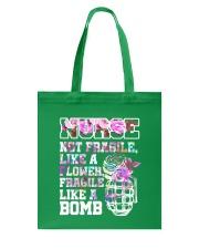 HQ Not Fragile Tote Bag thumbnail