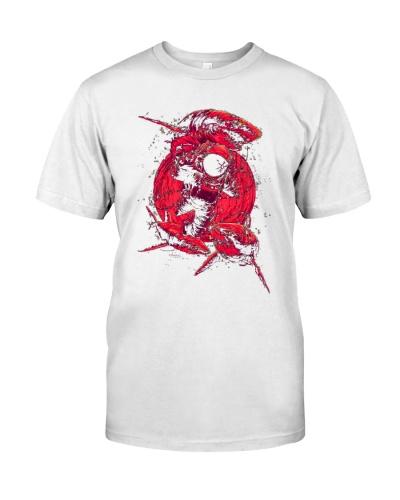 BB89 Red Shark